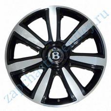 "21 "" black elegance set of black wheels (black icon) (3w0601025dmsetb)"