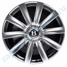"10-spoke 21"" alloy wheel set with wheel (3w0601025cgset)"