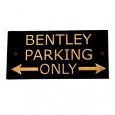 Bentley road sign(small)(fs7)