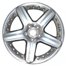 19-inch wheels in two parts, polished (pd116655pa)