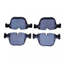 Rear brake pads (pc57349pap)