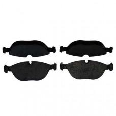 Set of front brake pads (3z0698151p)
