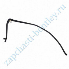 Top and rear door seal, right (only for the Bentley continental GT speed 2004-2011) (3w8867368p)