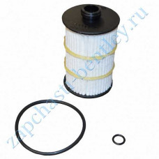 Oil filter and gasket (cBentley Continental GT Speed for the v8 engine) (079198405d)