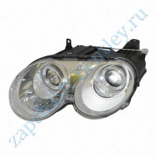 Left headlight (Bentley continental GT speed, Bentley continental GT and Flying spur 2004-2008 Speedc) (3w1941015aa) - headlights (Euro-spec) - bulb lighting and the lens - Elektro - 2004 | Bentley Bentley continental GT speed, Bentley continental GT and