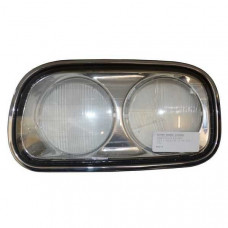 Optical glass and bezel headlamps (pm29034pbu)