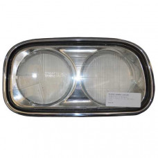 Optical glass and bezel headlamps (pm29033pbu)