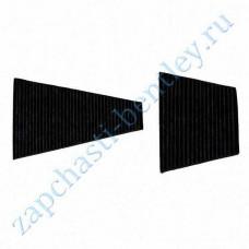 Cabin air filters (pair) Bentley Continental GT Speed (3d2819619-20ap)
