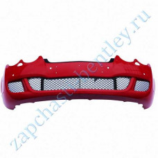 Front bumper (Bentley continental GT speed and Bentley continental GT Speedc 2008-2011) - not North America or Supersport (3w8807217be)