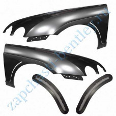 Wing and rear set (black State) (Bentley continental GT speed and Bentley continental GT 2004-2011 Speedc) (rh40110)