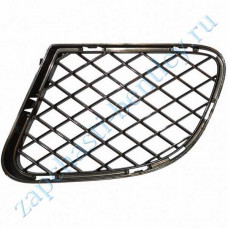 Lava radiator Reset (dark chrome) (Bentley continental GT speed and Bentley continental GT Speedc 2008-2011) - not Supersports (3w8807683g)