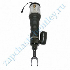 Pneumatic front (left) shock absorber (Bentley continental GT speed 2008-2010, Supersport and the Bentley continental GT speed srs51 2010) (3w8616039e)
