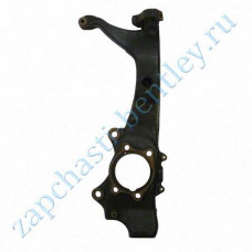 Right steering knuckle front (the Bentley Continental GT Speed 2004-2007) (3d0407254tu)