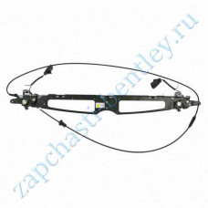 Bonnet (Hood) lock (Bentley Continental GT speed, Bentley continental GT and flying spur Speedc) (3w0823509b)