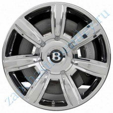 "7 specifications 20"" Chrome lagos Cole rims 9jx20 (Bentley continental GT speed,Bentley continental GT Speedc & flying spur) (3w0601025aa)"