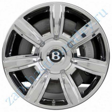 "7 specifications 20"" Chrome lagos Cole rims 9jx20 (Bentley continental GT speed,Bentley continental GT Speedc & flying spur) (3w0601025aau)"