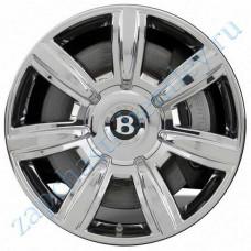 "7 Spec 20"" 1 piece wheel kit, chrome(3w0601025aaset)"
