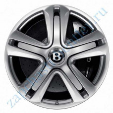 "5 VA Spec 20"" set of wheels lagos (black icon ) (3w0601025dbset)"