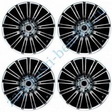 """Set dark cerebral lagos wheels Bentley continental GT speed 20"""" (3w0601025caset)"""