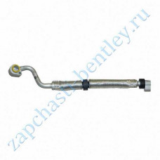 The compressor hose to the receiver (the Bentley Continental GT Speed, Bentley Continental GT Speedc &flying spur) (3w0260707g)