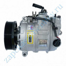 The a / C compressor (Bentley Continental GT Speed, Bentley Continental GT Speedc & flying spur) (3w0820803)