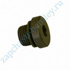 Oil drain plug (cat Carter) (018321377b) =