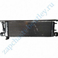 Oil cooler transmission (Bentley Continental GT Speed, Bentley Continental GT and flying spur Speedc) (3w0317019a)