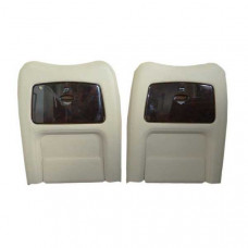 A pair of Bentley Arnage backs of the front seats (pw57242pbu)