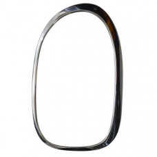 Chrome bezel left headlight (pm55269chr)