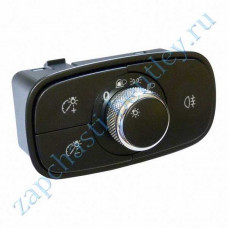 The headlamp switch (Bentley Continental GT speed, Bentley continental GT and flying spur Speedc) (3w0941531b)