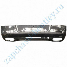 Rear bumper (Bentley continental GT speed and Bentley continental GT Speedc 2012) (3w3807417amgruu)
