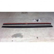 Side sill plates (carbon)
