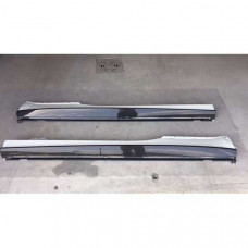 Side sills carbon