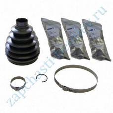 Front outer boot set (Bentley Continental GT Speed, Bentley Continental GT Speedc & flying spur) (3w0498203bp)