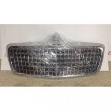 Grille 57 62 S 2408800383 CHROM FRONTGRILL Radiator Grill