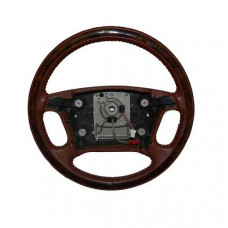 Veneered steering wheel (ph32688pau)