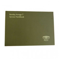 Handbook arnage t (tsd8030u)