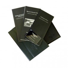 The package of manuals for the arnage red label (pr112471pa)