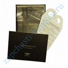 User manual Bentley Continental GT Speedc (English) (3w7012003b)