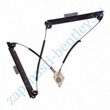 Regulator left window regulator (only for the Bentley continental GT speed) (3w0837401j)