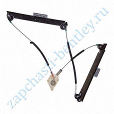 Window regulator right side (only for the Bentley continental GT speed) (3w0837402j)