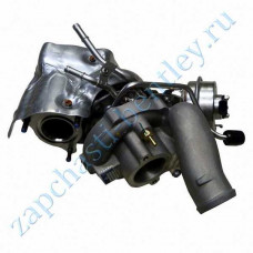And turbo pipe rh (Bentley Continental GT Speed, Bentley Continental GT and flying spur Speedc 2004-2008) (07c145061ah)