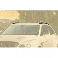 Roof rack cover (BBE650751) on Bentley Bentayga