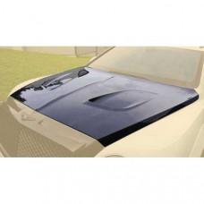 Engine bonnet (BBE110001) on Bentley Bentayga
