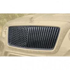 Black lamels grill (BBE103378) on Bentley Bentayga