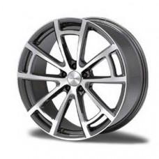 Spider 23 inch Diamond silver (MST231152S) on Bentley Bentayga