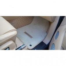 Floor mats - leather (BBE367759) on Bentley Bentayga