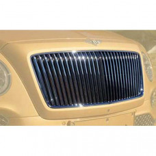 Chrome lamels grill (BBE103375) on Bentley Bentayga