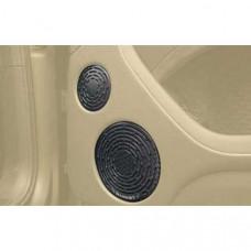 Speakers cover (BBE399351) on Bentley Bentayga