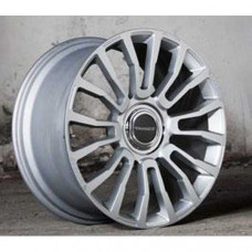 M8 wheel 23 inch Silver diamond cut (M811202310) on Bentley Bentayga